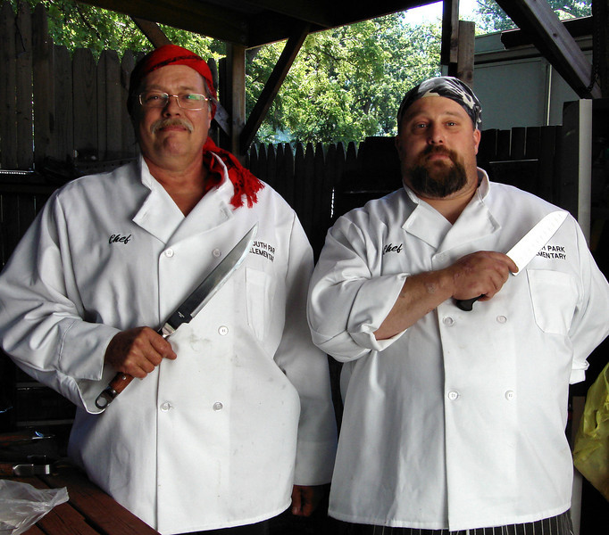 South Park Elementary Chefs
