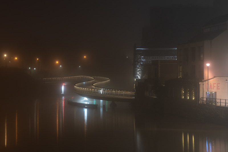 Finzel's Reach fog