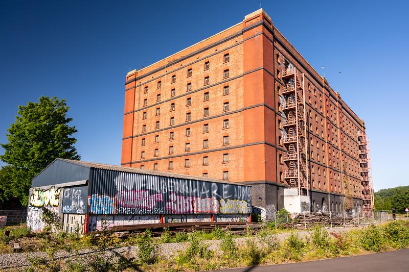 A Bond Warehouse