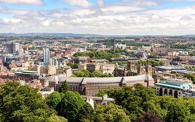 #Bristol cityscape