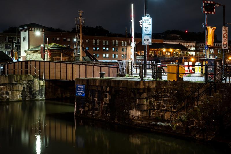 Prince's Street Bridge, Bristol