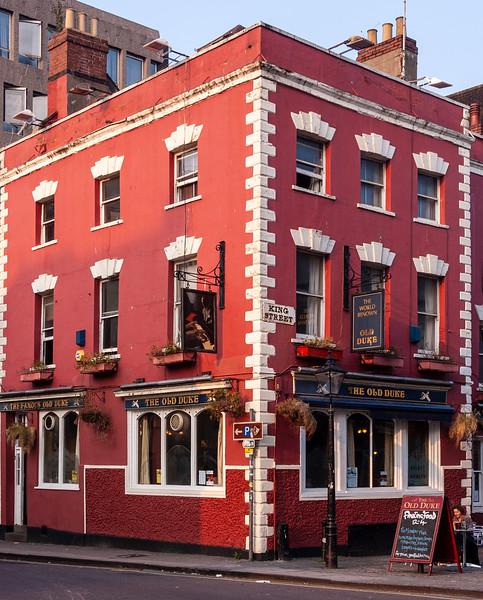 The Old Duke pub