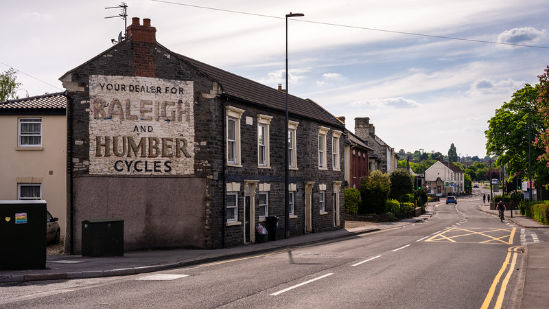 Warmley High Street