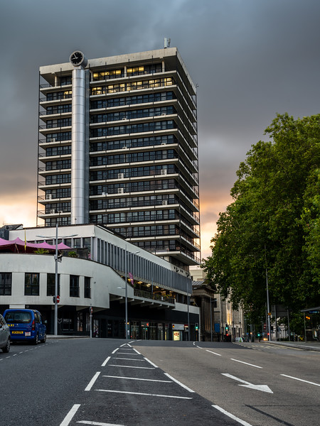 Colston Tower