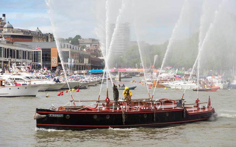 Pyronaut fireboat