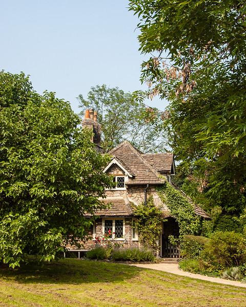 Blaise Hamlet garden suburb