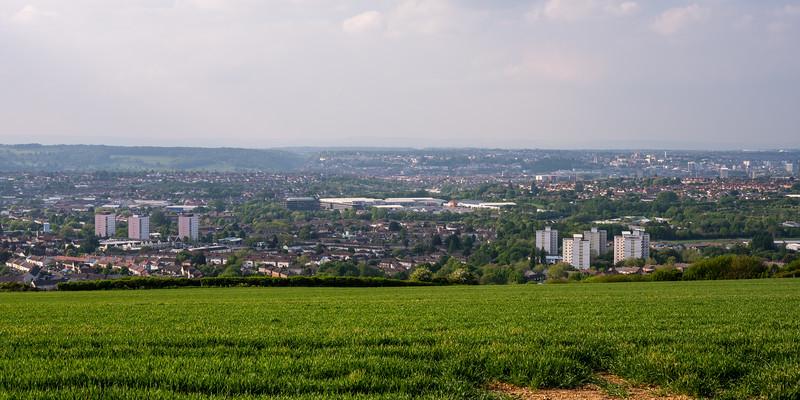 Bristol cityscape