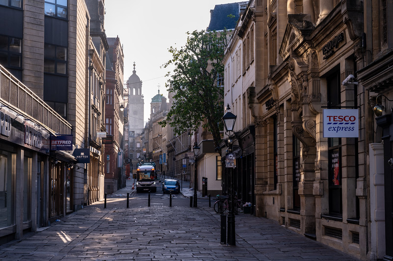 Bristol Old City
