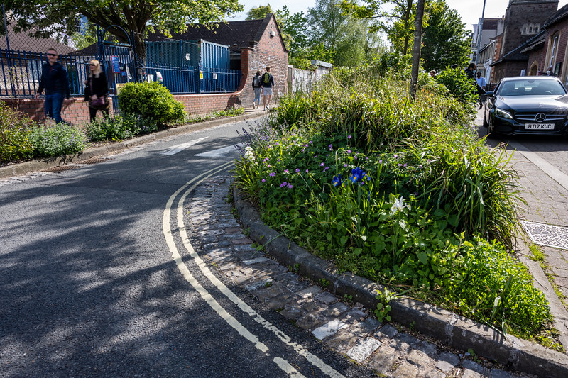 Stackpool Road traffic calming