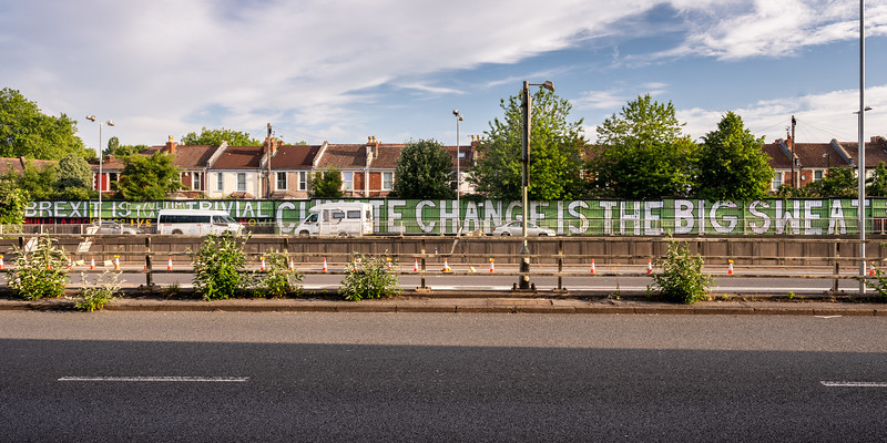 M32 climate change mural