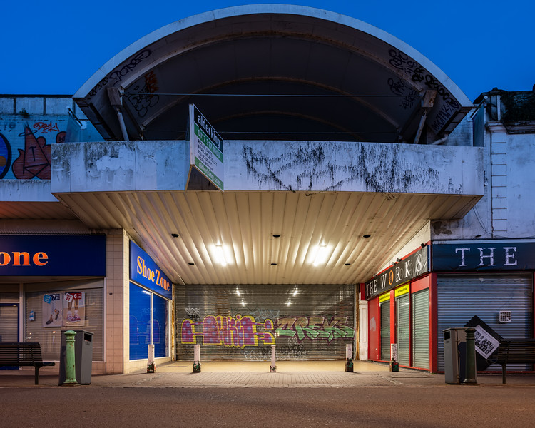 St Catherine's Place shopping precinct
