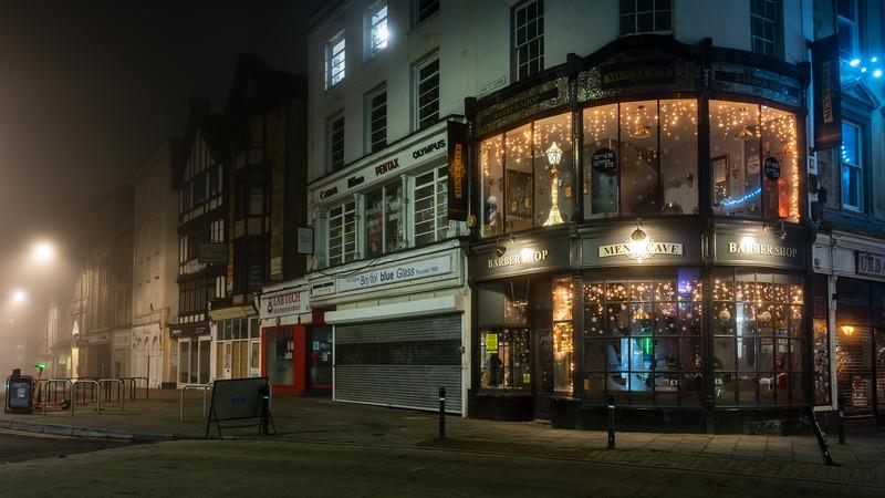 Bristol shops at Christmas