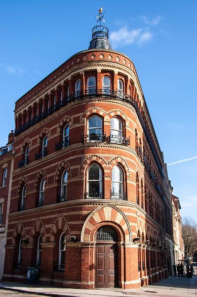 Bristol Byzantine on Victoria Street