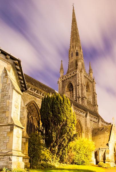 Stapleton Church in Bristol