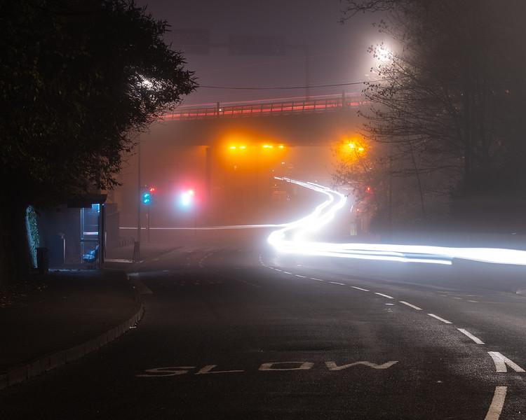 Fog on the M32