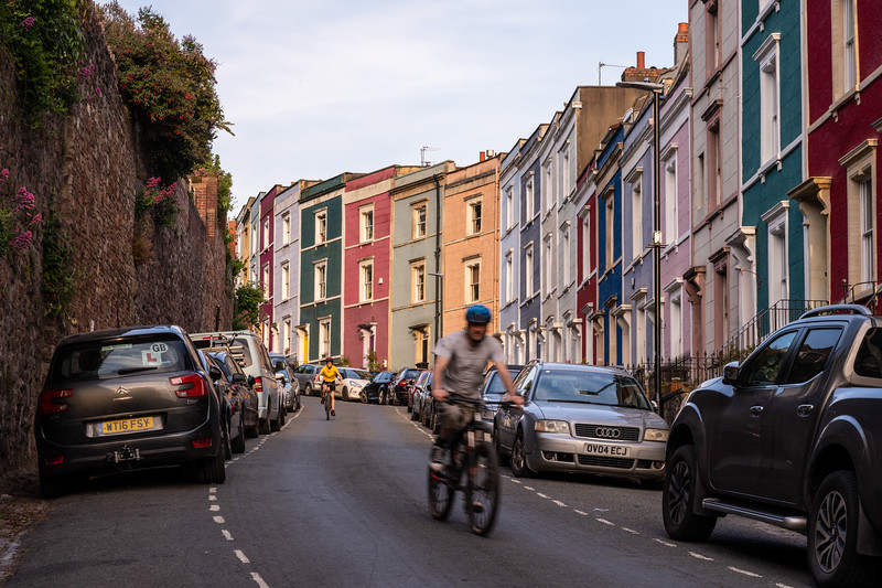 Cycling in Bristol