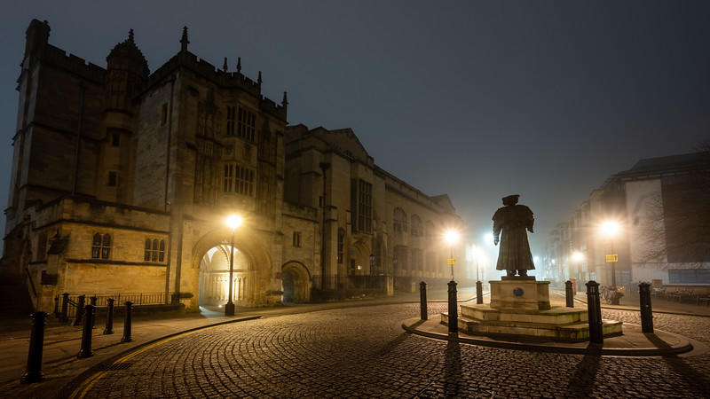 Raja Ram Mohan Roy and Bristol Central Library
