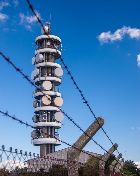 Purdown transmitter BT tower
