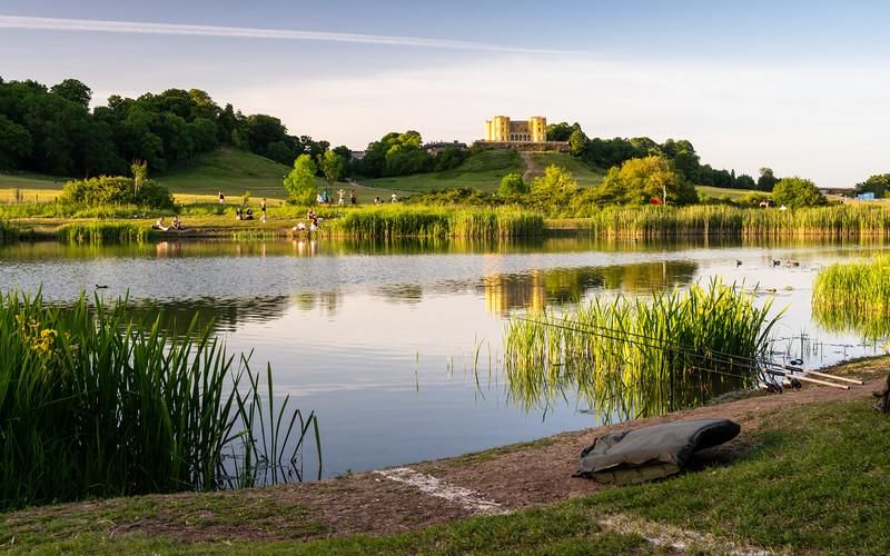 Duchess Pond, Stoke Park