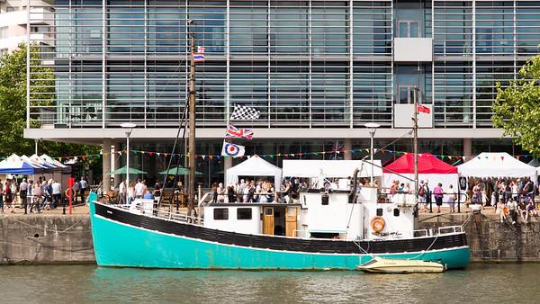 Bristol Harbour Festival, 2016