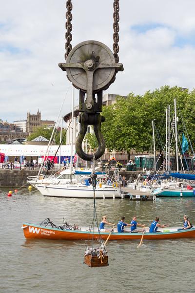 #Bristol Harbour Festival