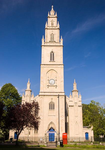 St Paul's Church in Bristol
