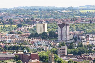 South Bristol Cityscape