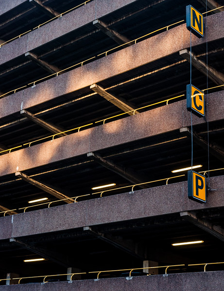 Rupert Street car park