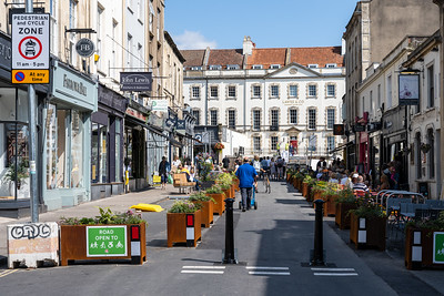 Princess Victoria Street, Bristol