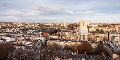 Bristol City Museum and the University of Bristol