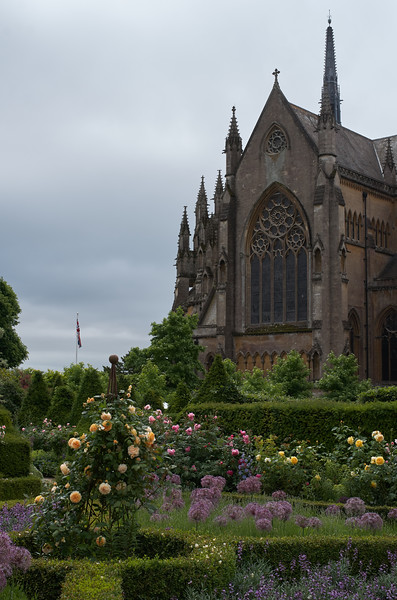 Castle Garden and Cathedral