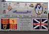 Mural, Shankill Road, Belfast, 7 May 2009 1