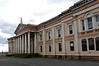 Crumlin Road courthouse, Belfast, 7 May 2009.  The scene of many trials during the Troubles.  Closed in 1998 and its future uncertain.