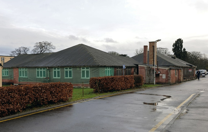 Hut 3, Bletchley Park, 29 December 2012 2