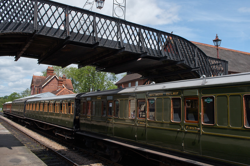 Southern Carriages at Sheffield Park