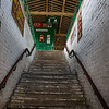 Stairs to Platform 3 and 4, Horsted Keynes