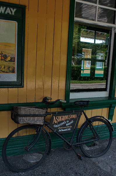 Ashgrove Stores Bicycle