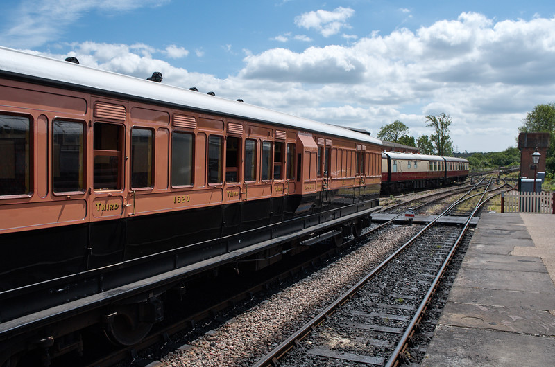 Third Class Carriage