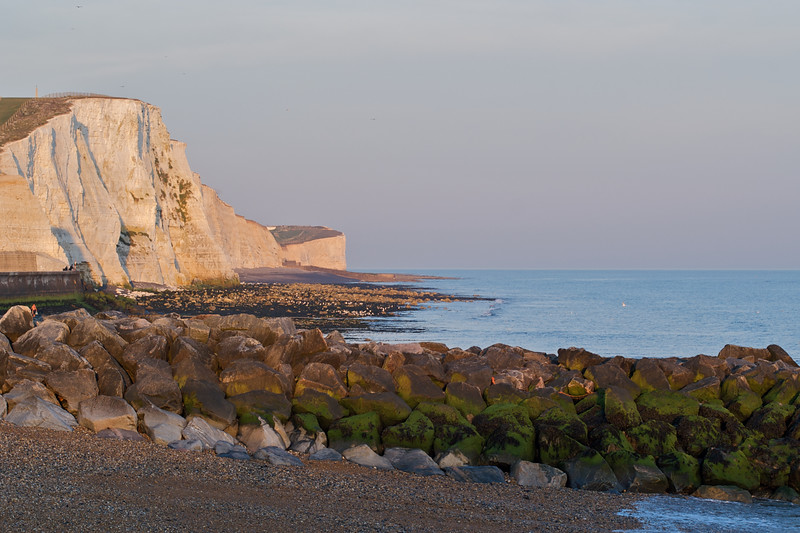 Cliffs at Saltdean