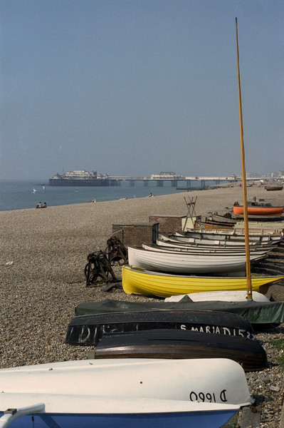 Fishing Boats, West Pier