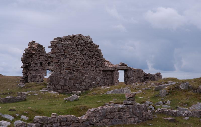 Ruins at Foggintor Quarry