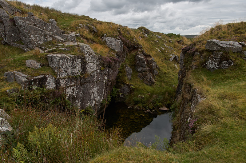 Swelltor Quarry