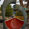 Fish and Boat by Jois Hunter and Peter Johnson