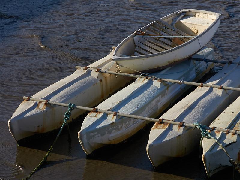 Floats, Newhaven Harbor