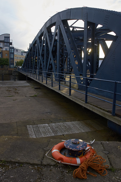 Bridge and Lifebelt
