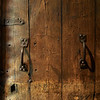 Old Door, Edinburgh Castle