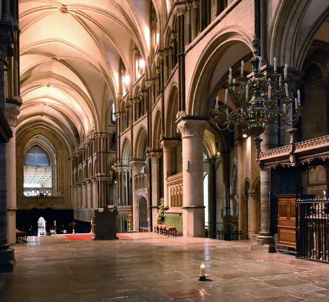 Trinity Chapel, site of the shrine of St Thomas of Canterbury, Canterbury Cathedral, 10 May 2017 3.