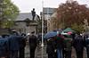 VE Day commemoration, Carnforth, Fri 8 May 2015 3