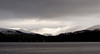 Stony Cove Pike (left), Thornthwaite Crag, Froswick, Ill Bell & Yoke from Windermere north of Bowness, 23 January 2009