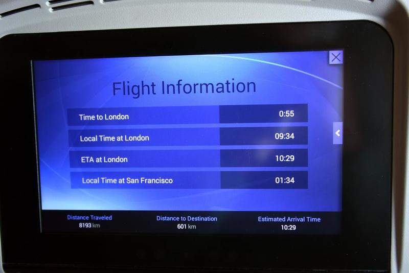 BA 284 flight information, 12 May 2019 - 0934 1.